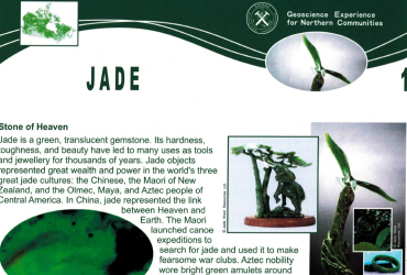 2006 - Canadian Government Jade Brochure